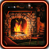 Fireplace Cozy live wallpaper