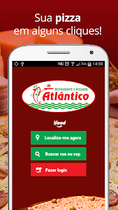 Pizzaria Atlântico Delivery screenshot 1