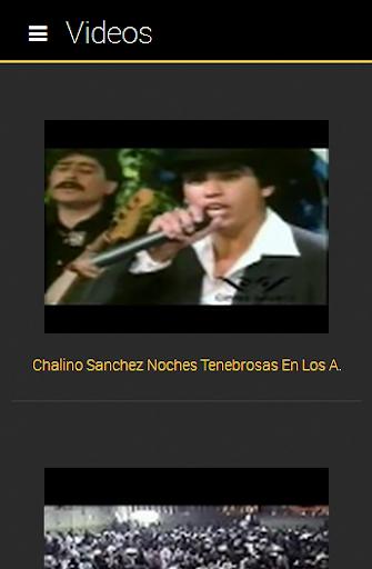 Chalino Sanchez Fan Club