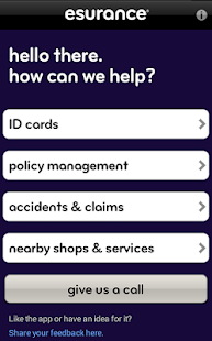 Esurance Mobile Screenshot 9