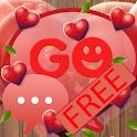 Fabulous Hearts - GO SMS Theme icon