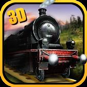 Steam Train Drive Simulator 3D