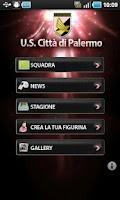 Screenshot of U. S. Palermo Calcio
