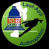 App zum Halbmarathon Leipzig