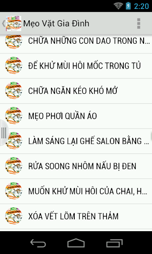 Meo Vat Gia Dinh Sach hay