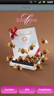 Confiserie Bachmann Chocolate - screenshot thumbnail