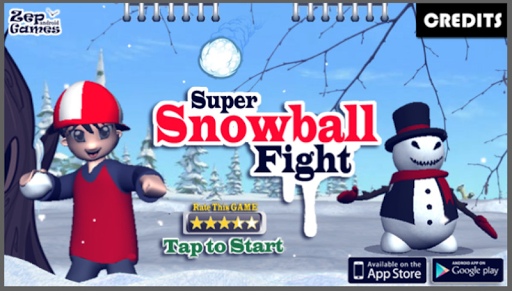 Super Snowball Fight