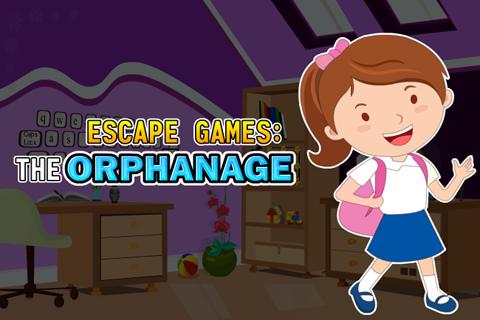 逃脱游戏:孤儿院
