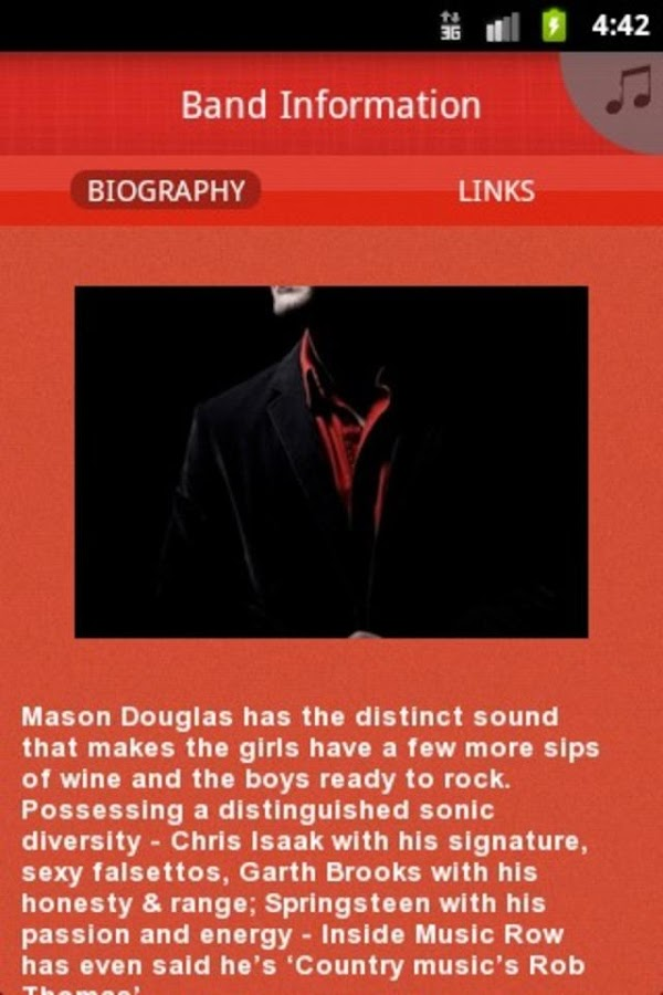 Mason Douglas- screenshot