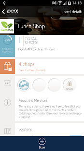 Perx - Mobile Loyalty Cards- screenshot thumbnail