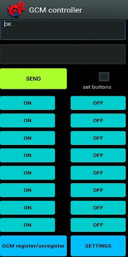 GCM controller serial arduino