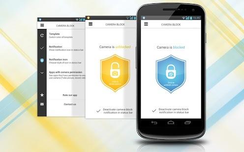 Camera Block - Spyware protect- screenshot thumbnail