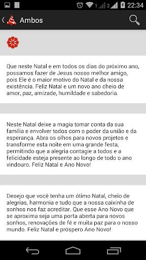 【免費娛樂App】Mensagens de Natal e Ano Novo-APP點子