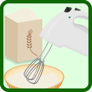 kitchen cooking games Android App