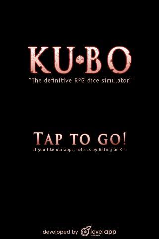 KuBo - Dice Roller RPG