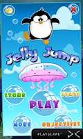 Screenshot of Jelly Jump