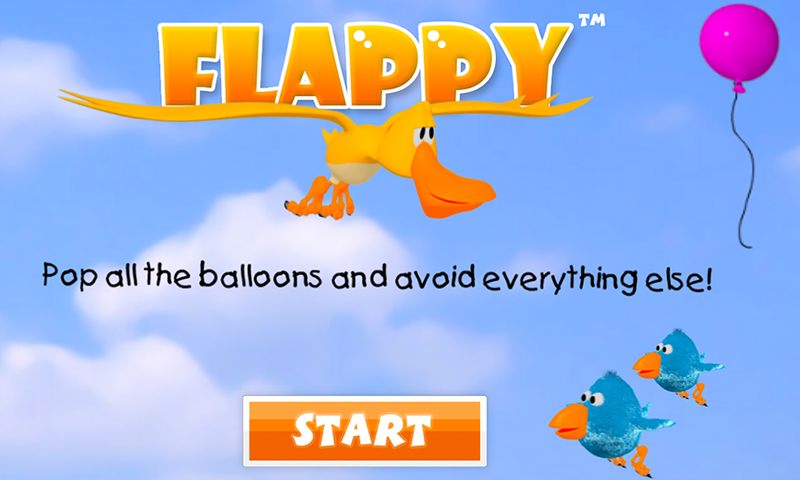 Flappy- screenshot