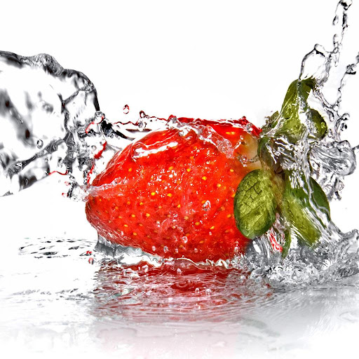 Water Fruits Wallpapers
