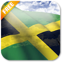 3D Jamaica Flag Live Wallpaper icon