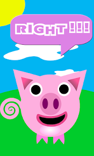 Learns with the pig Penny- screenshot thumbnail