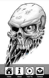 繪製紋身設計