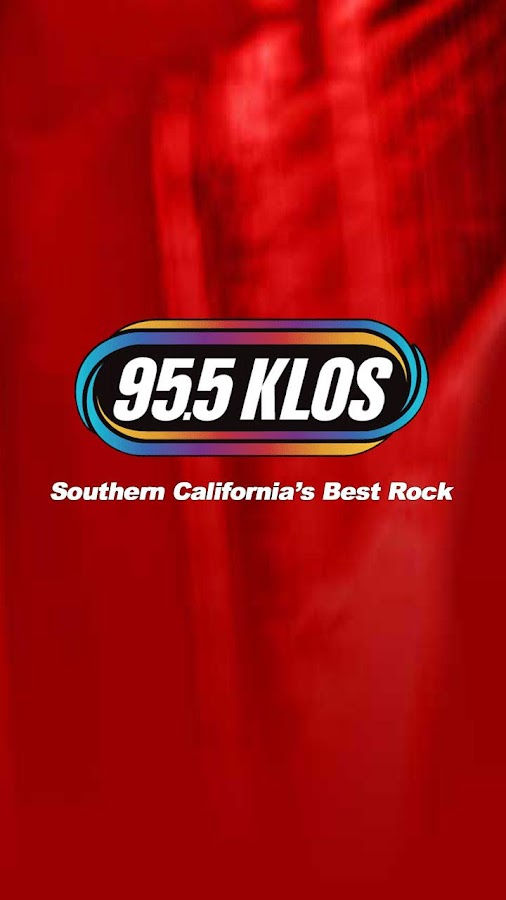 95.5 KLOS - screenshot