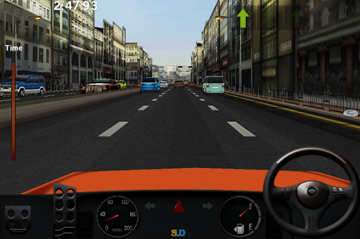 Dr. Driving game (apk) free download for Android/PC/Windows screenshot