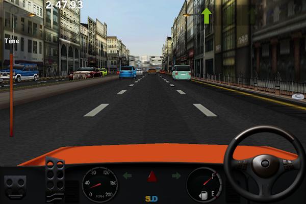 Dr. Driving - screenshot