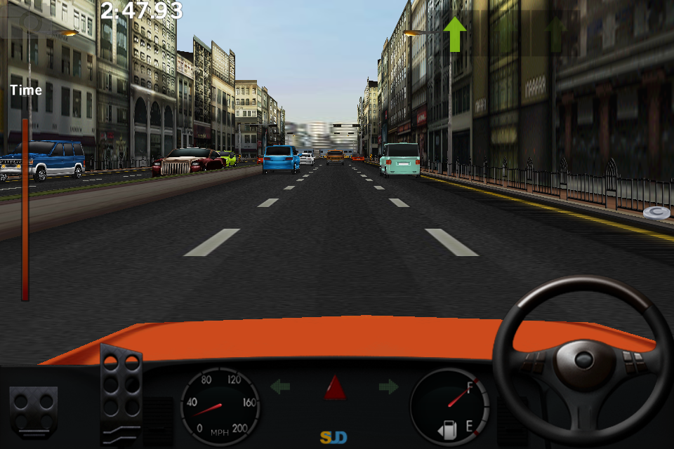 Dr. Driving- screenshot