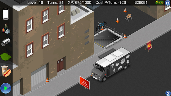 Lunch Truck Tycoon- screenshot thumbnail