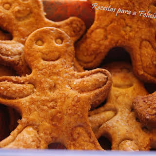 Ginger and Cinnamon Cookies.