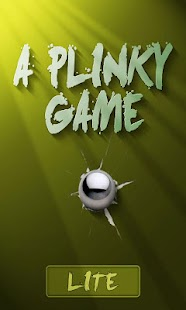 A Plinky Game! Lite- screenshot thumbnail