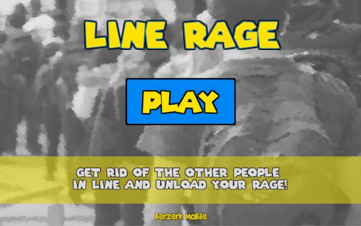 Line Rage - Free Game