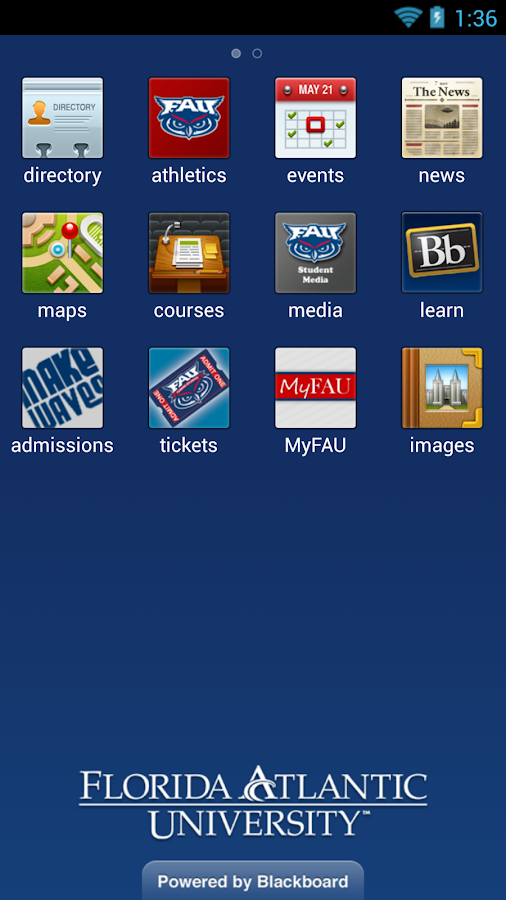 FAU Mobile - screenshot