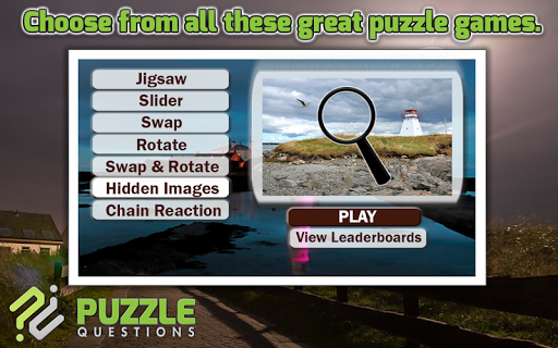 Lighthouse Puzzles