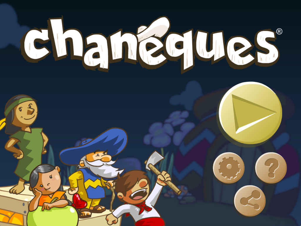Chaneques- screenshot