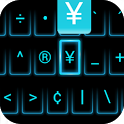 NeoKey : Neon Keyboard icon
