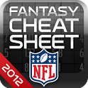NFL Fantasy Cheat Sheet HD icon
