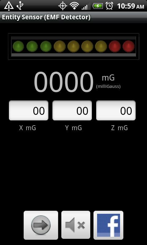 Entity Sensor (EMF Detector)- screenshot