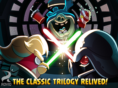 Angry Birds Star Wars HD - screenshot thumbnail