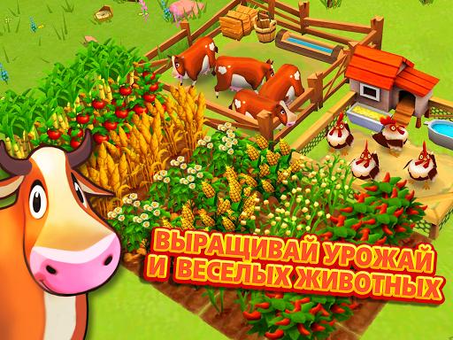 История фермы 2 для планшетов на Android