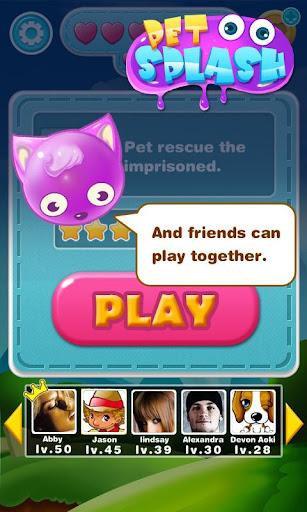 玩免費休閒APP|下載Pets Jam - Splash app不用錢|硬是要APP