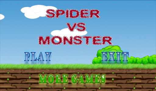 Spider vs Monster