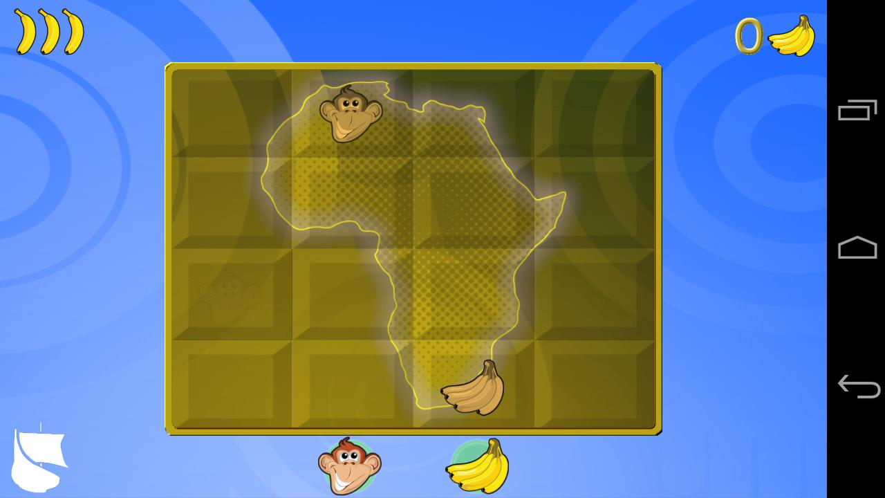 Monkey Match- screenshot
