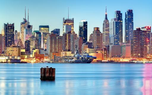 纽约壁纸|玩個人化App免費|玩APPs