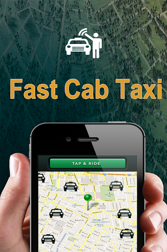 Fast Cab Taxi Alameda County