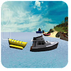 Turbo Boat GT Simulator 3D icon