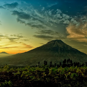 Sumbing Mountain, Indonesia by Septyan Lestariningrum - Landscapes Mountains & Hills (  )