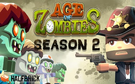 Age of Zombies: Season 2 Screenshot 1