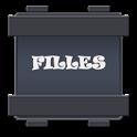 FILLES ICONS APEX/NOVA/ADW/GO icon